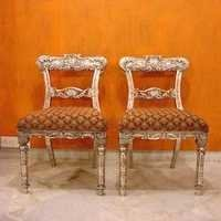 Decorative Metal Chairs