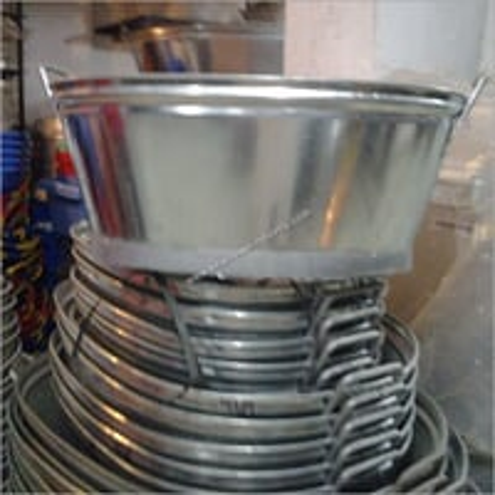 Multi Uses Galvanize Tubs