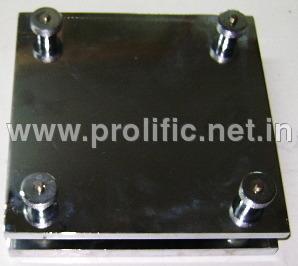 Compression Set Apparatus