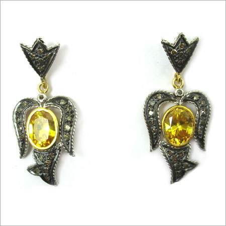 Victorian Designer Earrings