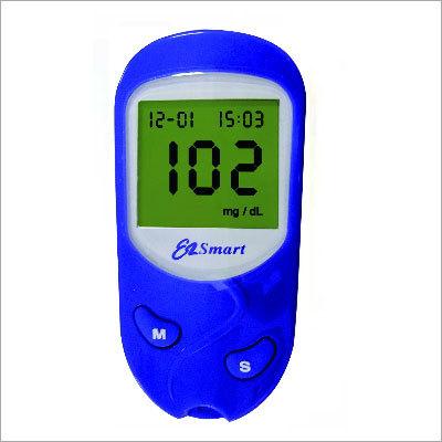 EZ Smart 606 Blood Glucose Monitoring Kit