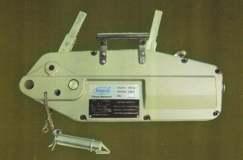 kepro universal gearless hand operated pulling & lifting machine