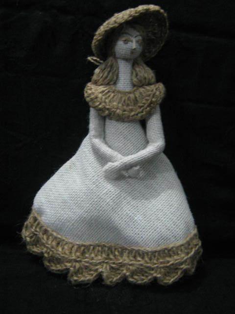 Small Jute Doll