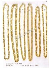 Yellow Gold Neck Chain