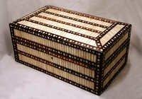 Wooden Cash Box