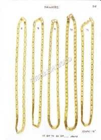 Mens Pure Gold Chain Set