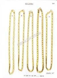 Mens Pure Gold Chain Set