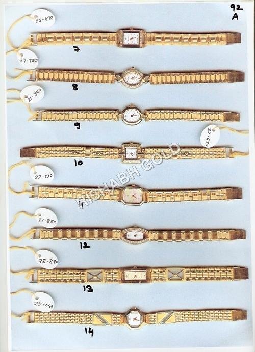 Trendy Wrist Watches