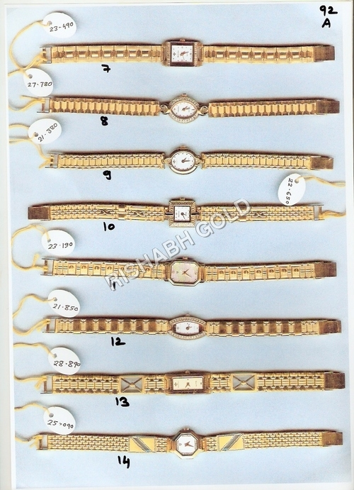 Trendy Wrist Watches