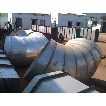 Fabricated Welded Ducting System