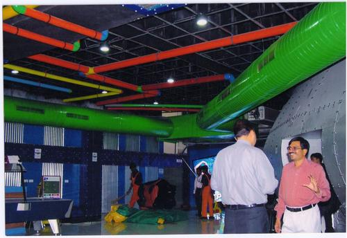 Round Spiral Ducting System