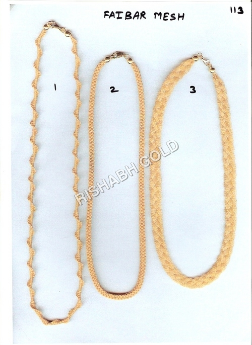 Gold Neck Chains