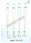 Gold Chain Set
