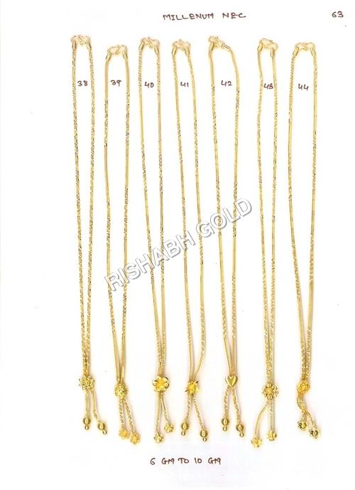 Millennium Gold Chain