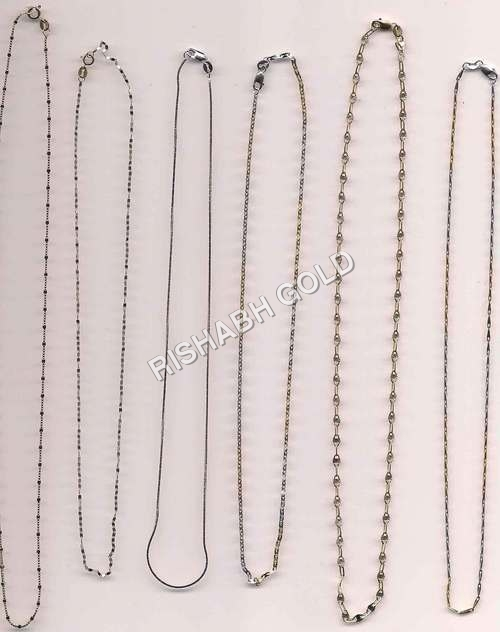 Indian Gold Chain Set
