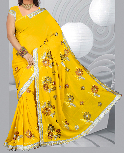 Casual Womens Sarees