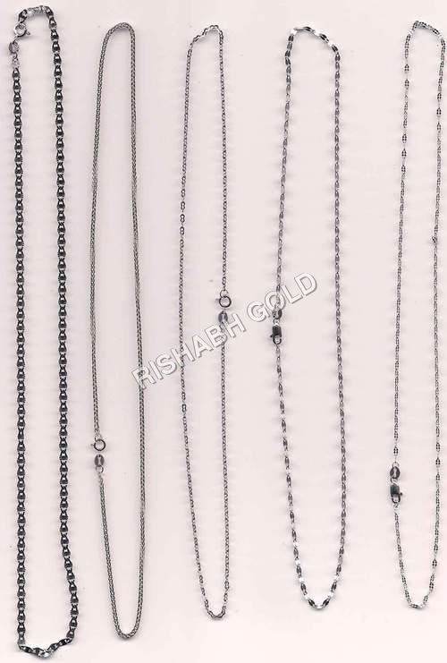 Fancy Gold Chain Set