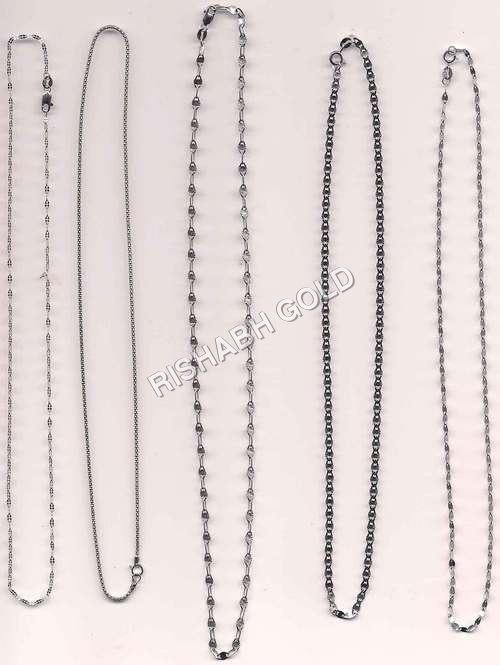 Platinum Chain Set
