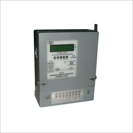 Wall Mounted Static Energy Meter