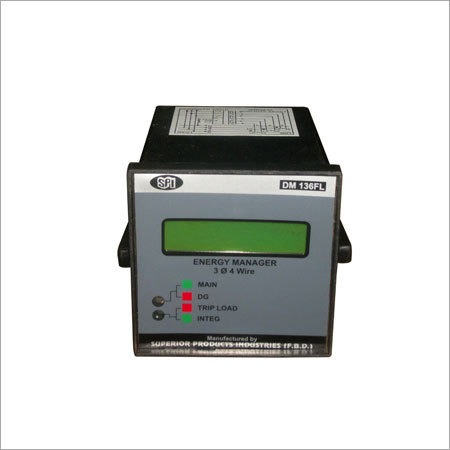 Panel Mounted Energy Meter