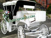 Victoria Wedding Carriage