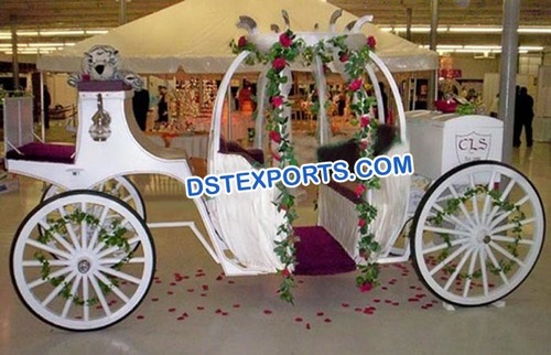 New Designer Cindrella Carriages