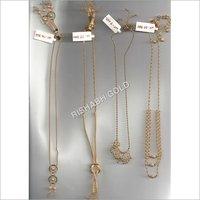 Ladies Gold Chain
