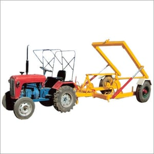 Hydraulic Jack for Garbage Carrier