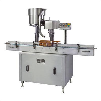 Industrial Cap Sealing Machine