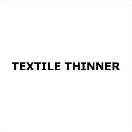 Textile Thinner