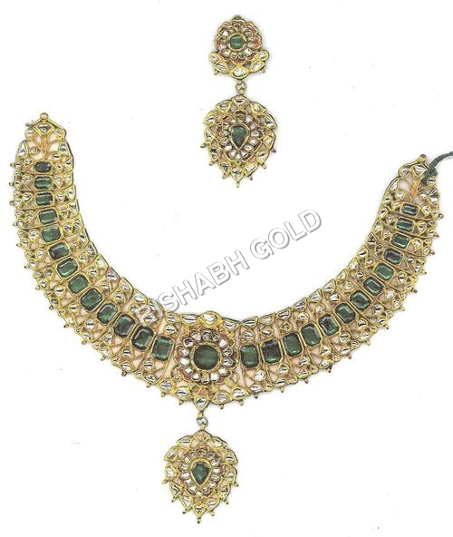 Meena Necklace