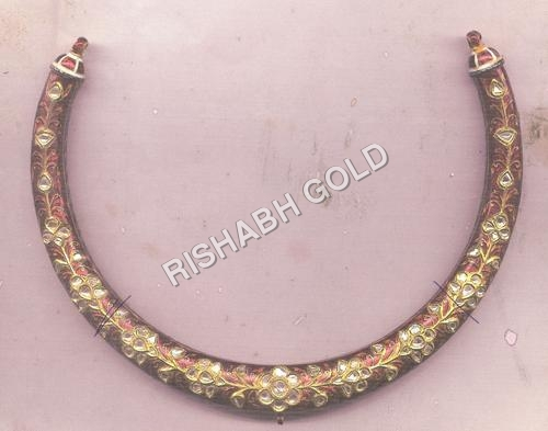 Ladies Meena Necklace