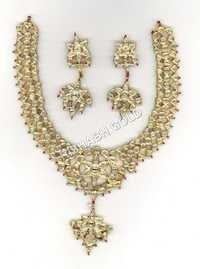 Bridal Kundan Necklace Set