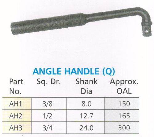 angle handle
