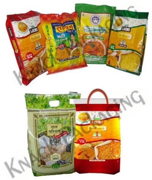 Dal, Bhagar & Sago Bags