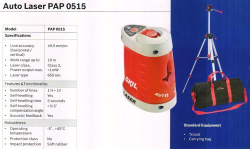 Auto Laser Pap 0515