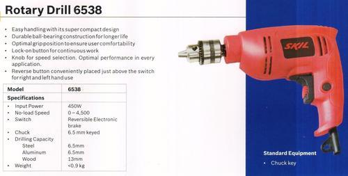 Rotary Drill 6538
