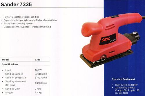 Sander 7335