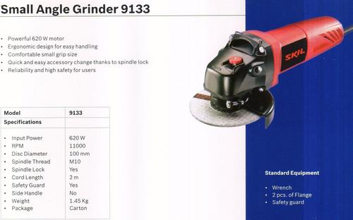 small angle grinder 9133