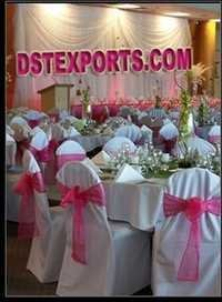 Wedding Banquet Hall Chair Cover