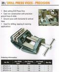 drill press vices - precision