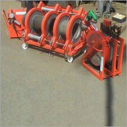 Polyethylene Pipe Welding Machine