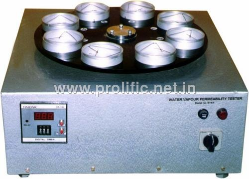 Water Vapour Permeability Tester for Coated Fabric