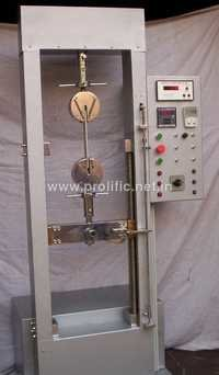 Universal tensile machine