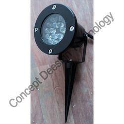 Garden Light CDT-18-R-10mm SGL