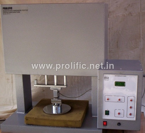 Indentation Hardness Tester - for PU Foam computer