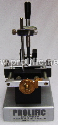Tear Test Nicking Cutter Machine
