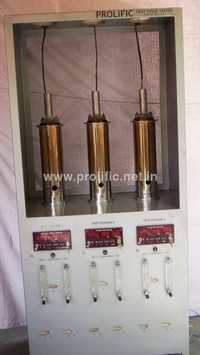 Heat Cycle tester for exhaust seals
