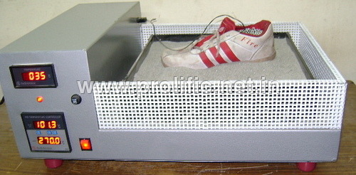 Heat Insulation Tester for footwear