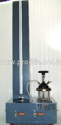 Hydrostatic Dome Tester for fabrics